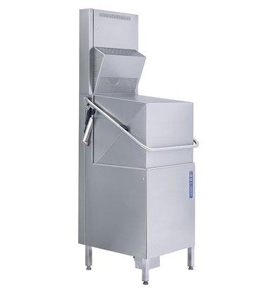 Rhima Pass Trough Dishwasher | 3 washing cycles | RHIMA WD-6 Green Plus | 600x657x1430 / 1875mm