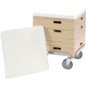 Rhima Deksel voor Korven | Rhima | 50x50cm | Wit