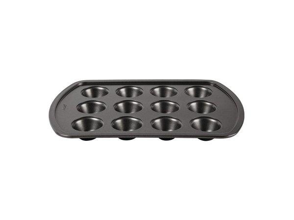 Avanti Patisserievorm | 12 Mini Muffins van 45mm