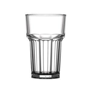 XXLselect Glas Polycarbonaat | 280ml | 36 Stuks