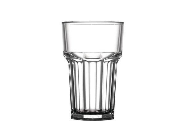 XXLselect Glas Polycarbonaat   280ml   36 Stuks