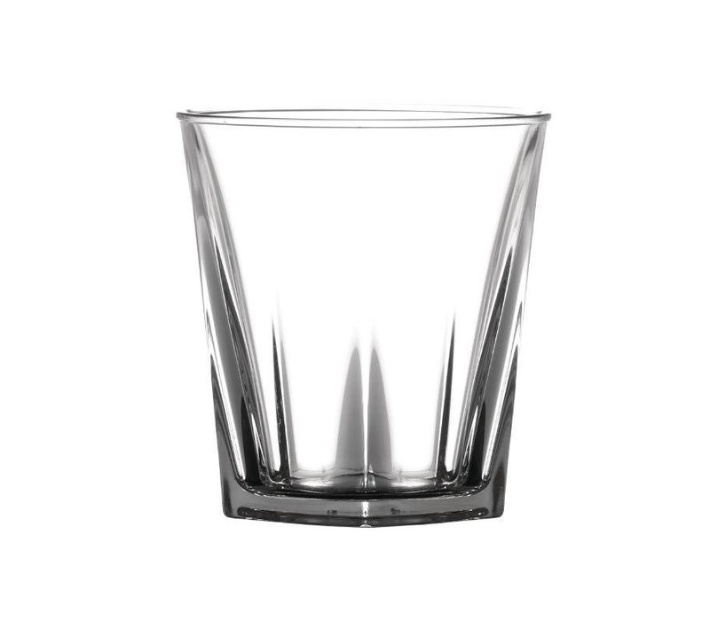 XXLselect Glas Polycarbonaat | 260ml | 36 Stuks