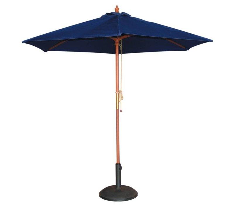 Bolero Parasol Donkerblauw | Ø 2,5 meter