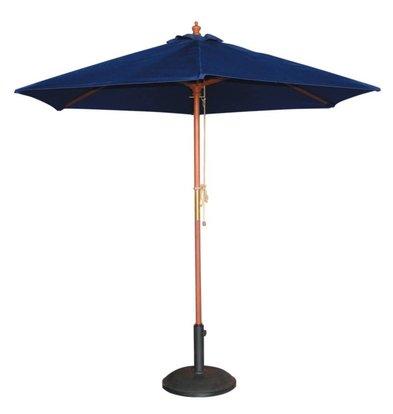 Bolero Parasol Donkerblauw | Ø 3 meter