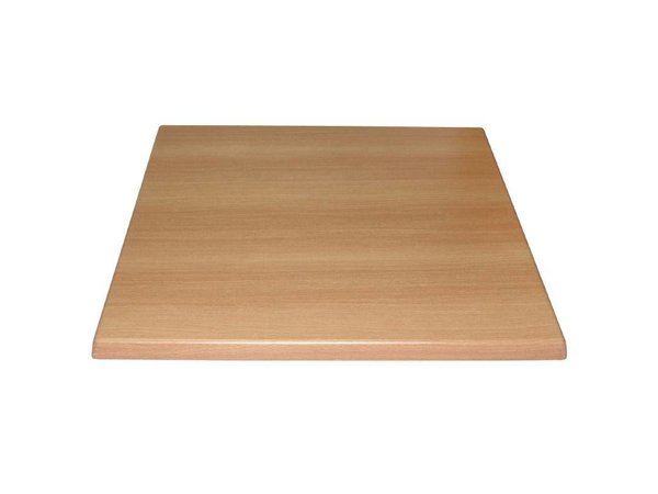 Bolero Tafelblad Bolero | Beukenhout | 60x60cm