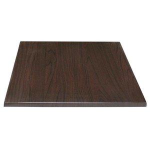 Bolero Tafelblad Bolero | Donkerbruin | 60x60cm
