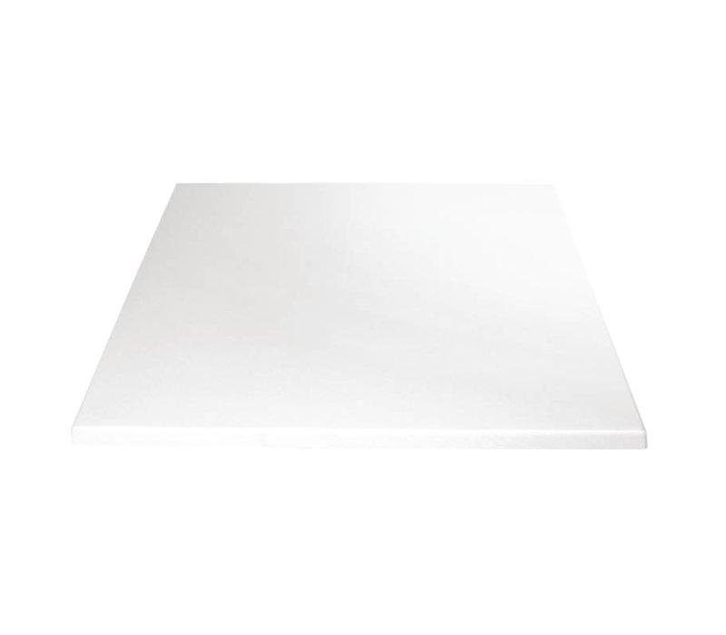Bolero Tafelblad Bolero | Wit | 70x70cm