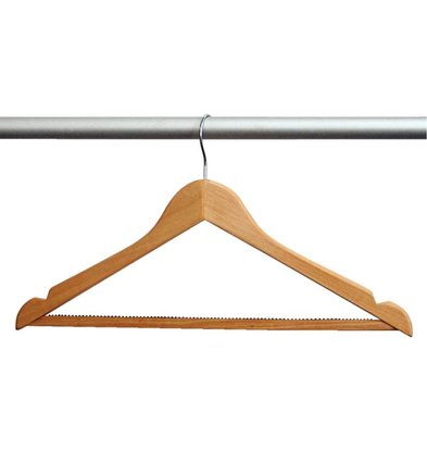 Bolero Wardrobe Hanger | Per 10 Pieces