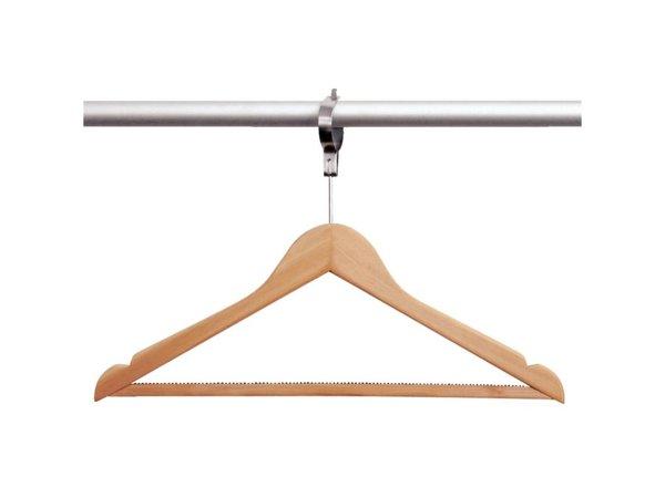 Bolero Garderobehanger Anti-Diefstal | Per 10 Stuks