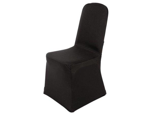 Bolero Stoelhoes Zwart Polyester | Stackchair