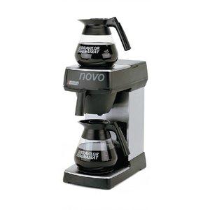 XXLselect Koffiezetapparaat Novo   2 Warmhoudplaten   2x 1,5 Liter   430(h)mm