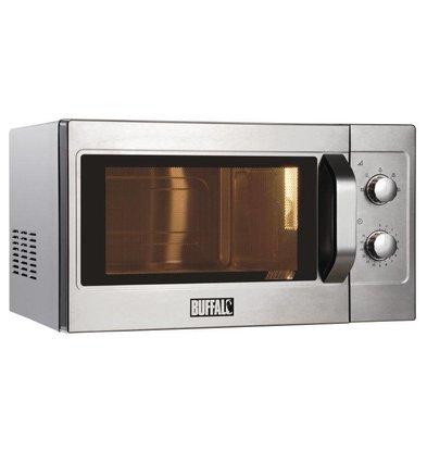 Buffalo Microwave CMWO Manual | 1100W | 26 liters