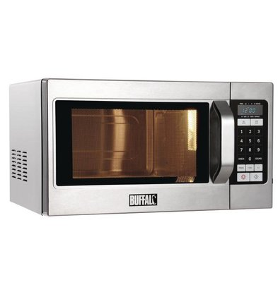 Buffalo Microwave CMWO Programmable | 1100W | 26 liters