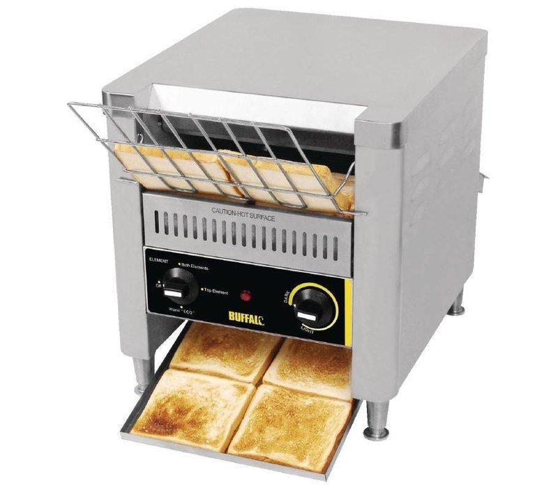 Buffalo Gehen Sie durch Toaster bis 360 Scheiben von p / h | 2,6kW