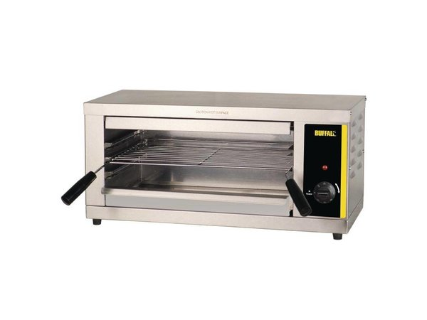 Buffalo Salamander Grill | 2,8kW | einstellbar Temperatur