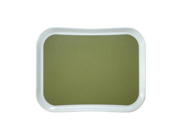 XXLselect Dienblad Versa Lite Groen   430x330mm