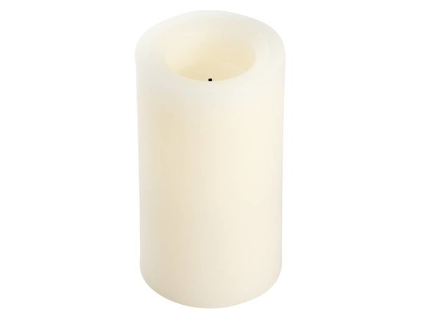 Candle Impressions Vlamloze Waskaars | Champagne | 15cm