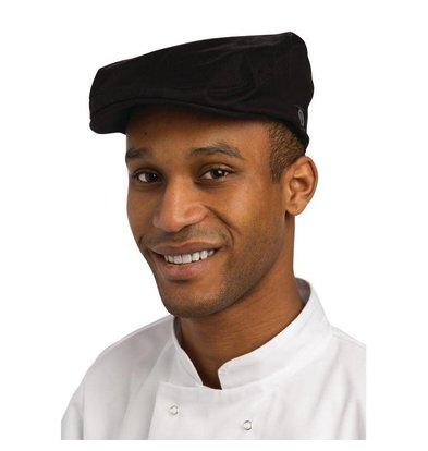 Chef Works Pet met Zweetband | Zwart | Maat S/M
