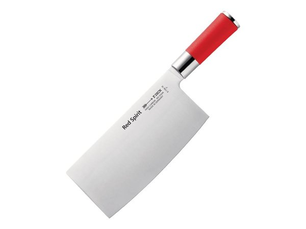 Dick Chinees Hakmes Dick | Rood Heft | 180mm