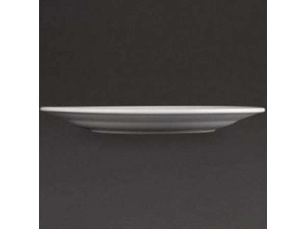 Athena Hotelware Athena Platte Broad Ridge - 28 cm - 6 Stück