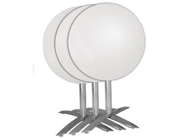XXLselect Bolero Klapp Aluminium Tischbein