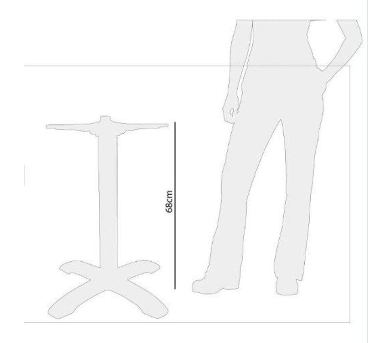 XXLselect Bolero opklapbare aluminium tafelpoot
