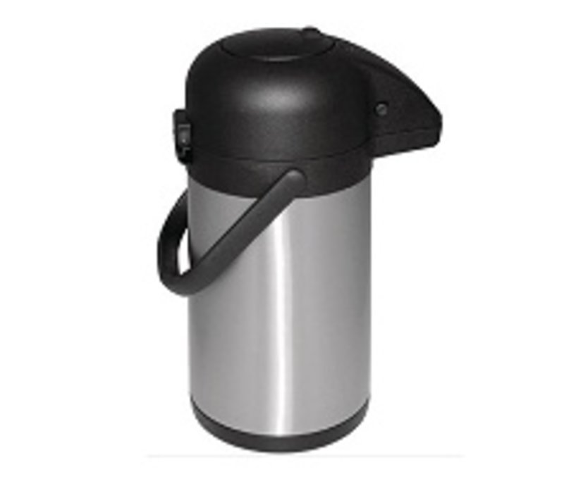 Olympia Olympia stainless steel with pump 1,9ltr
