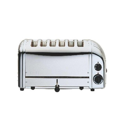 Dualit Toaster Dualit Stainless Steel | 6 Slots | up to 195 slices p / u