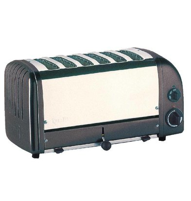 Dualit Vario Toaster Gray | 6 Slots | Dualit | up to 195 slices p / u