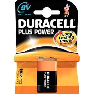 XXLselect Duracell Batterij 9V | Per stuk