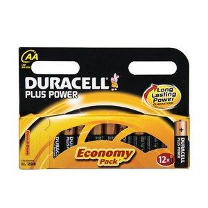XXLselect Duracell Batterij AA | Pakje 12 Stuks