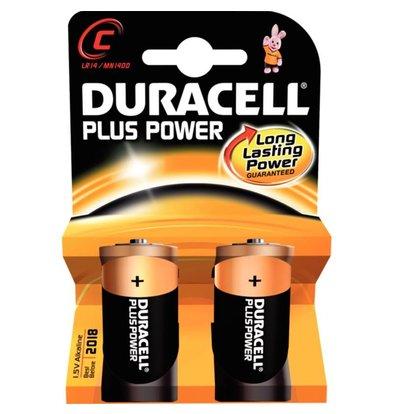XXLselect Duracell Batterij C | Pakje 2 Stuks