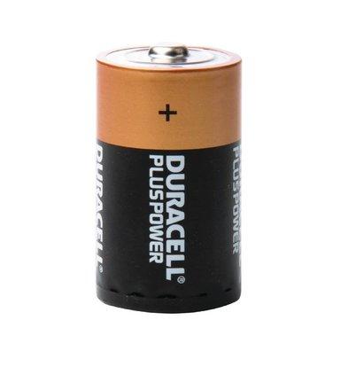 XXLselect Duracell Batterij D| Pakje 2 Stuks