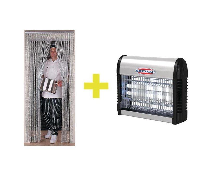 Eazyzap Insektenvernichter Insekt + Vorhang EasyZap | SPECIAL SET