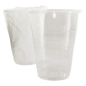 XXLselect Disposable Drinkglazen   Helder   255ml   Per 500