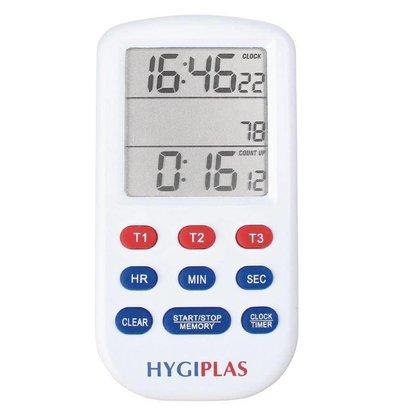 Hygiplas Triple-Timer | Bis zu 20 Stunden