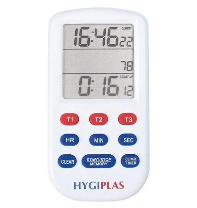 Hygiplas Triple Timer | Up to 20 hours