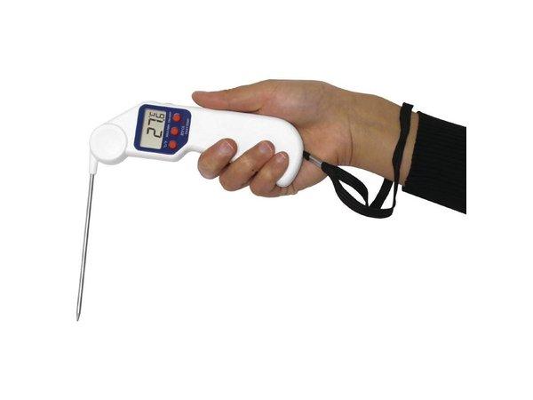 Hygiplas Zakthermometer Wit | Hygiplas Easytemp