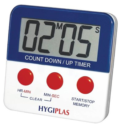Hygiplas Kookwekker Magnetisch | Hygiplas | 63x63mm