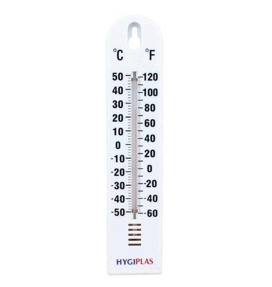 XXLselect Muurthermometer | -40°C tot +50°C | Hygiplas