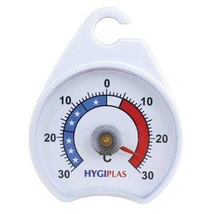 XXLselect Koelkastthermometer | Hygiplas | -30°C tot +30°C