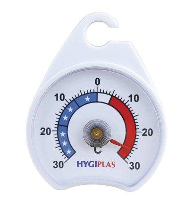 Hygiplas Koelkastthermometer | Hygiplas | -30°C tot +30°C