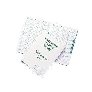 XXLselect Temperatuurlogboek | Hygiplas