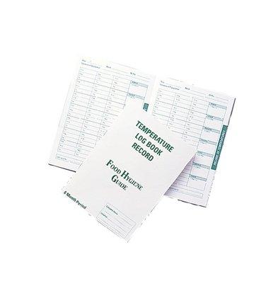 Hygiplas Temperatuurlogboek | Hygiplas