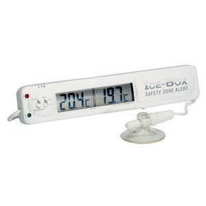 XXLselect Koelcelthermometer | Hygiplas | -50°C tot +70°C | LCD display