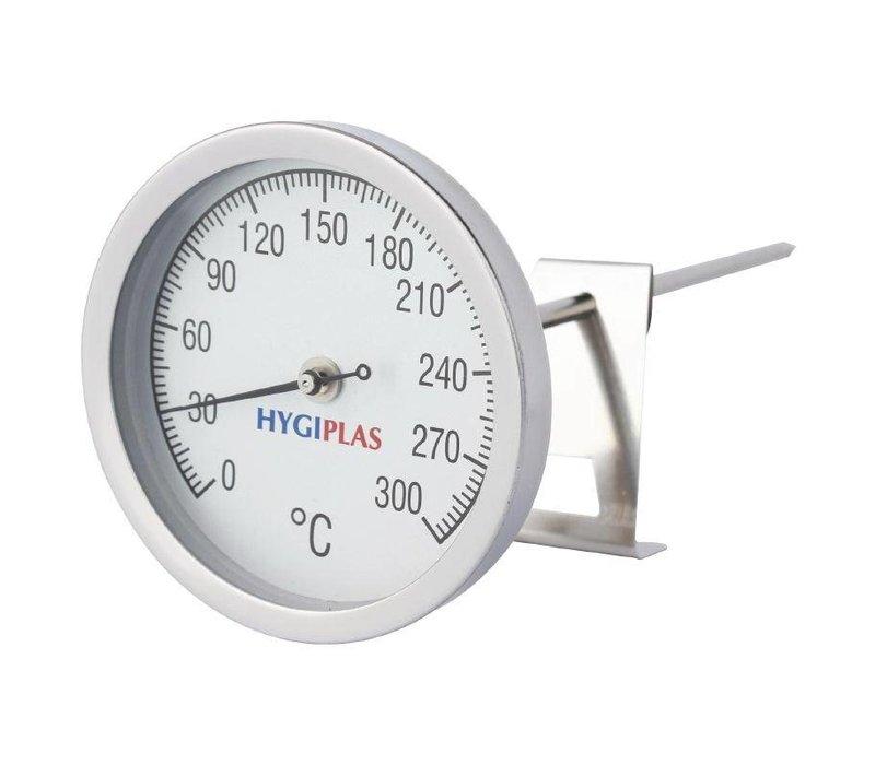 Hygiplas Vleesthermometer Hygiplas   0 tot +300°C