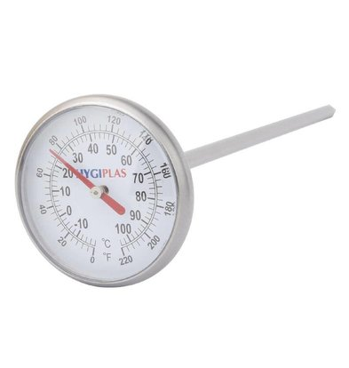 XXLselect Zakthermometer Hygiplas | +10°C tot +110°C