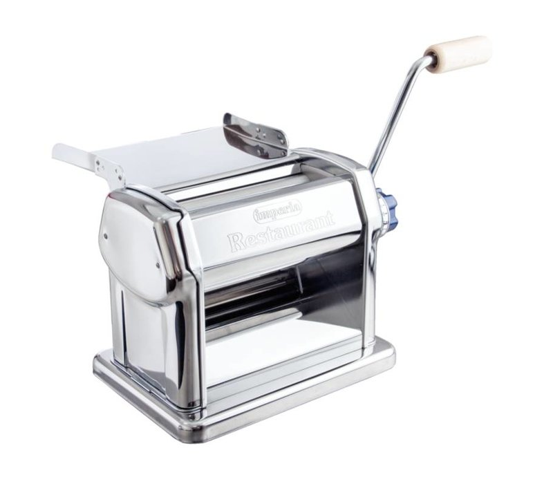 XXLselect Pasta Machine Imperia | manual | Thicknesses 10 may | without Knives