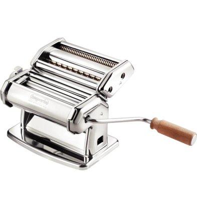 Imperia Pasta Maschine Manuell | Incl. Messer 2 mm und 65 mm