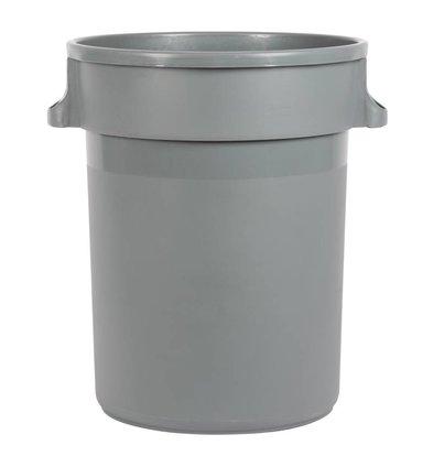 Jantex Afvalcontainer Jantex   Kunststof   120 Liter
